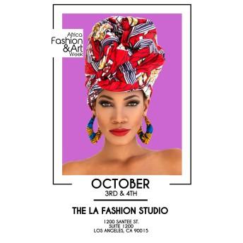Bukunmi Grace Continent Creative Fashion Week