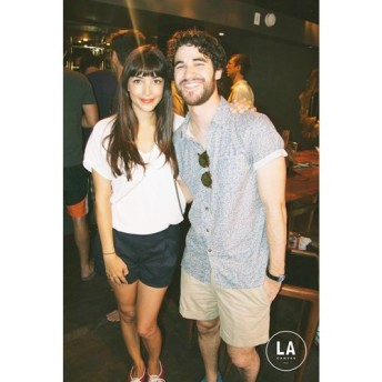 Darren Criss Hannah Simone Dive Club Bukunmi Grace Blog