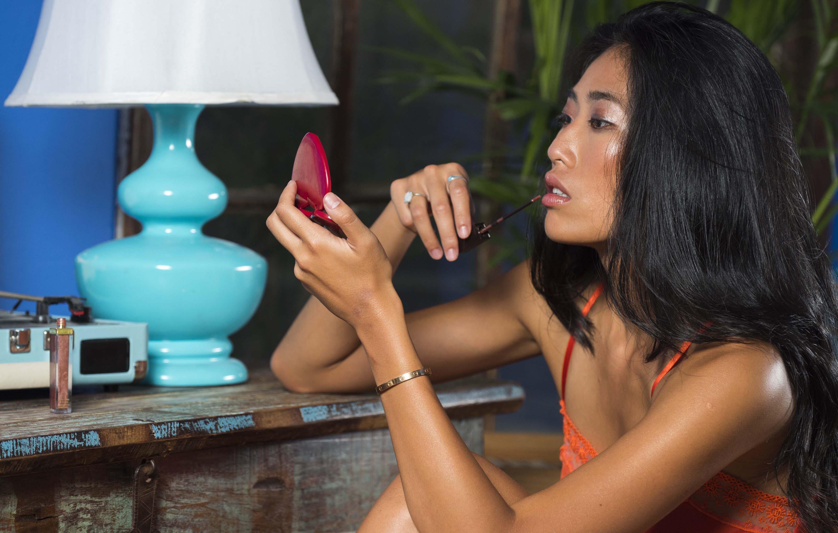 Vera Wu LA Models Bukunmi Grace YSL online
