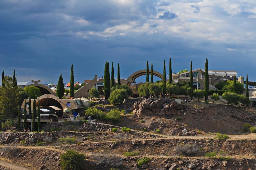 Arcosanti View