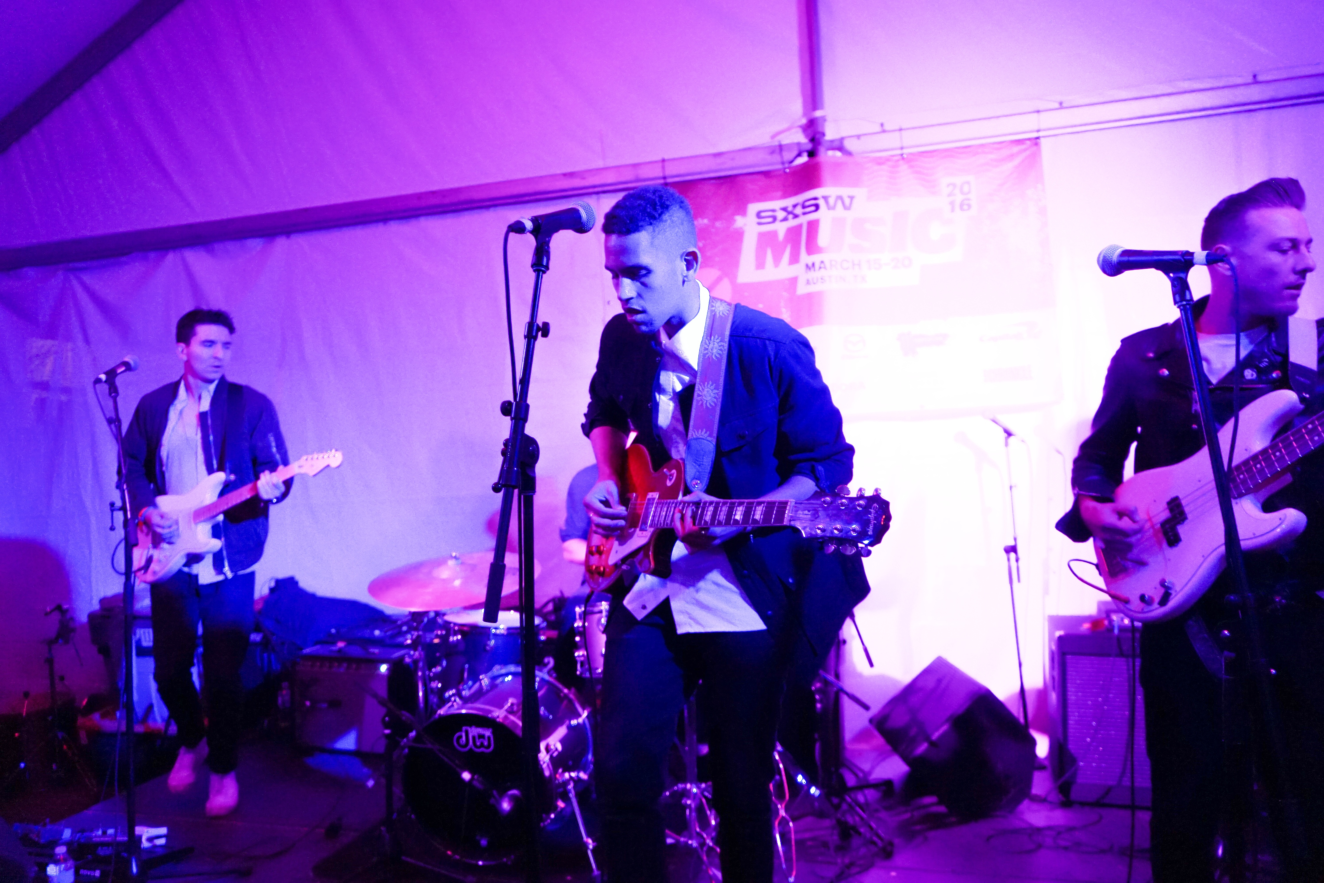 NoMBE SXSW Music is our weapon