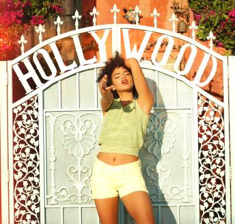 Selena Sloan LA Models Hollywood Los Angeles Bukunmi Grace