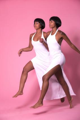 Siamese Twins for Reflekt Magazine Editorial