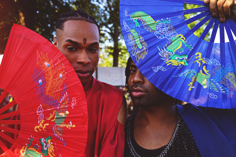 Bukunmigrace_AfroPunk_Highsnobiety Chinese Twins