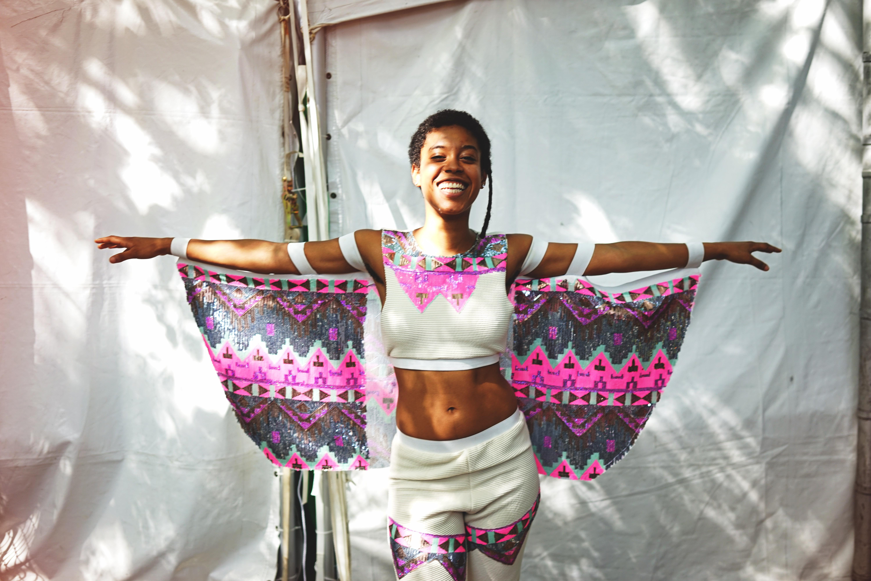 Bukunmigrace_AfroPunk_Highsnobiety Girl