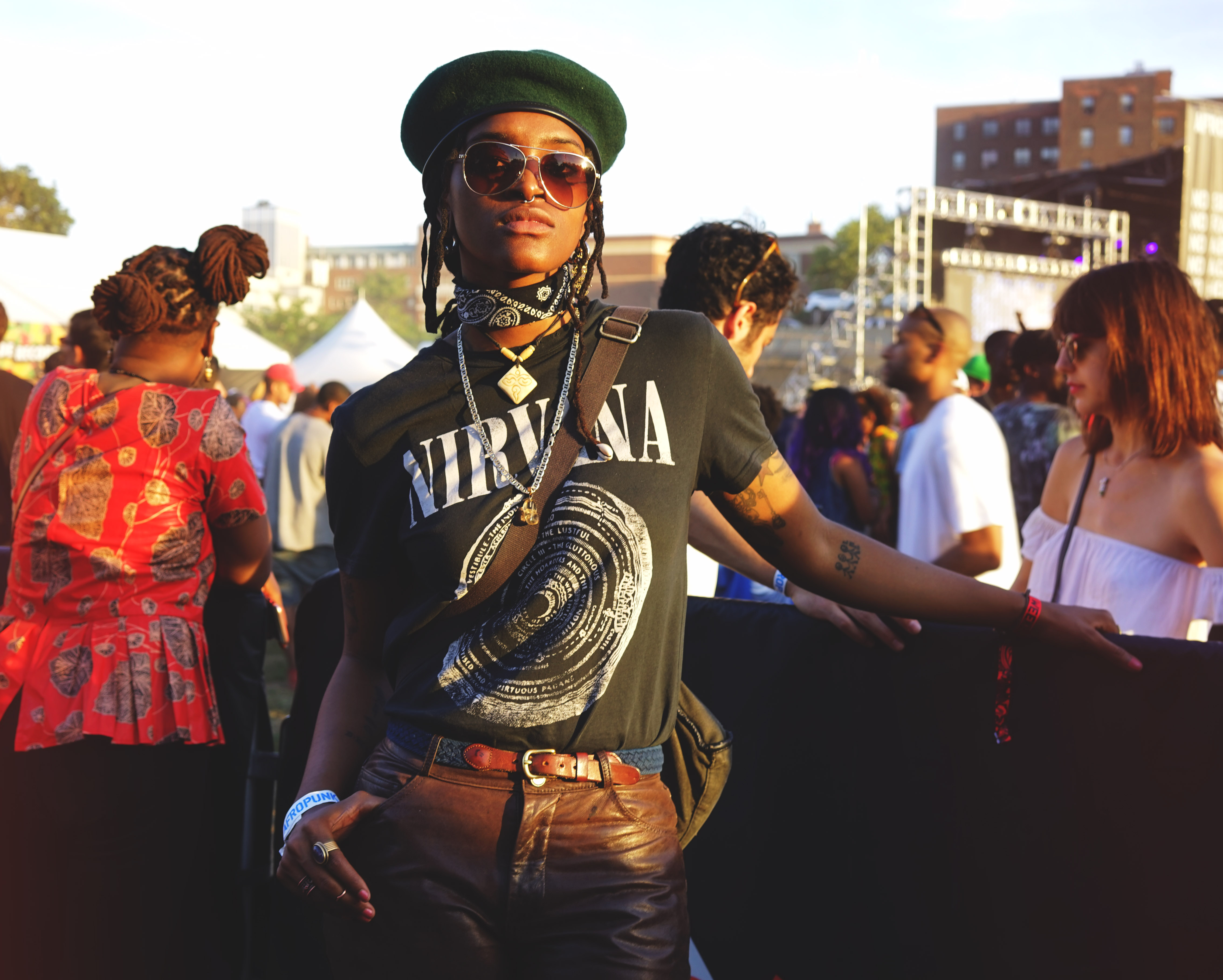 Bukunmigrace_AfroPunk_Highsnobiety Nirvana