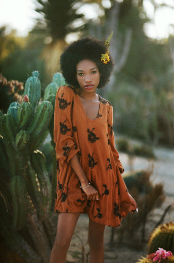 Bukunmi Grace Los Angeles Stylist Emilynn Soto Free People