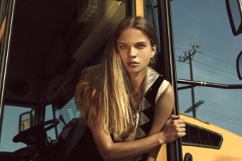Bukunmi Grace Los Angeles Stylist Next Models Face