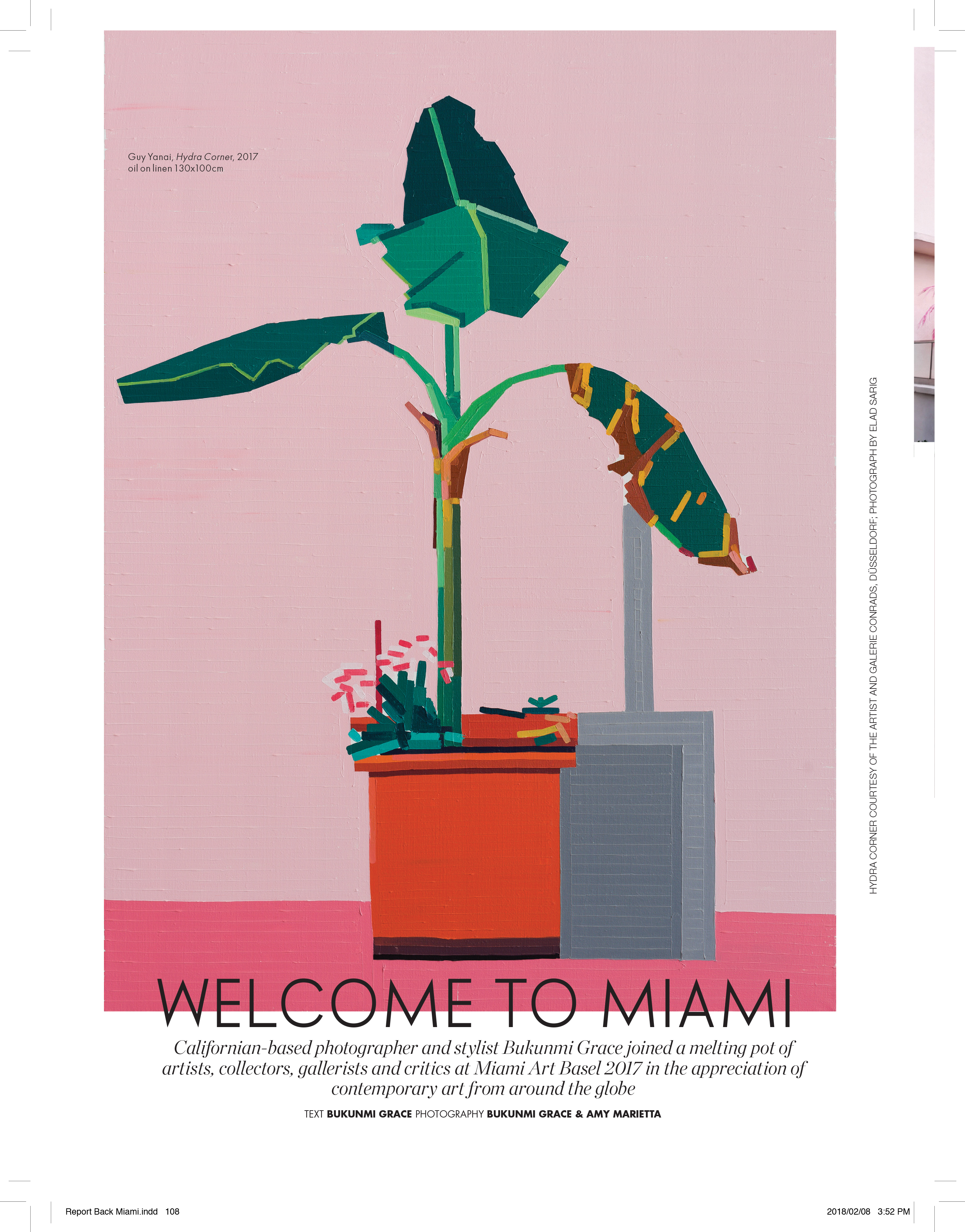 Report Back Miami.indd